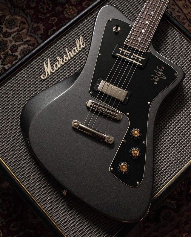 Joey Ropos On Instagram Baumguitars Guitar Custom