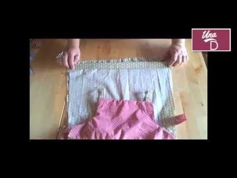 Come fare un vestito per bambina - Tutorial
