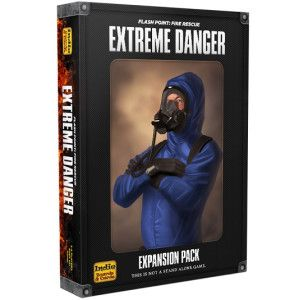 Flash Point Fire Rescue: Extreme Danger Expansion