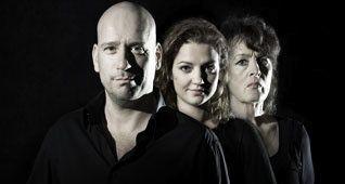 Enetime af Ionesco Teatret ved Sorte Hest Peter Oliver Hansen, Maria Stenz Laura Bro