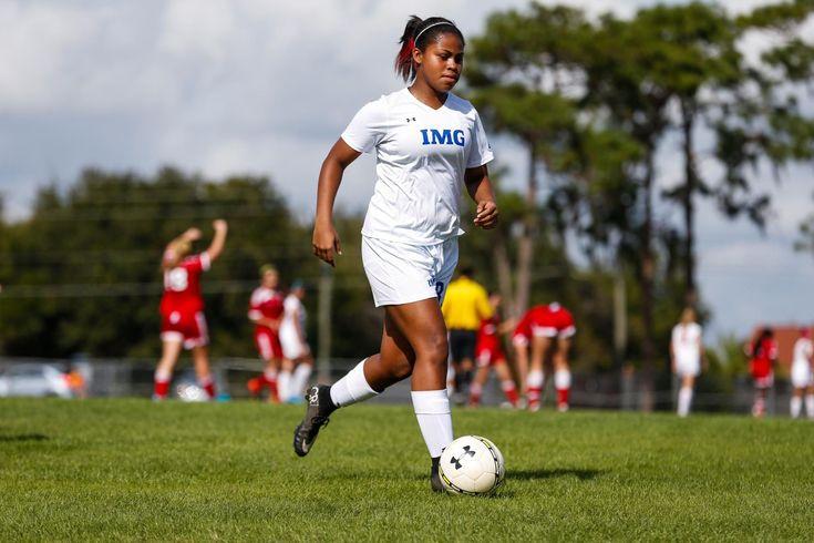Girls Soccer Camps