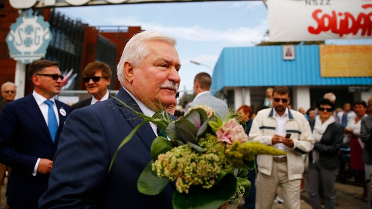 Poland's history institute says that newly seized documents suggest former president and Solidarity hero Lech Walesa was an informer.