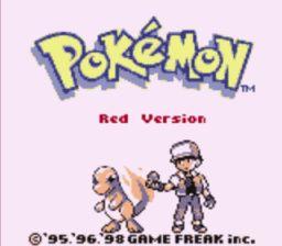 Pokemon Red Version