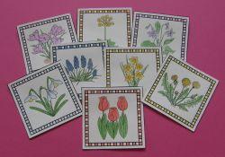 Memória - Tavaszi virágok