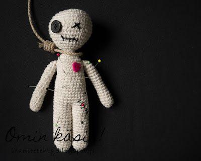Omin käsin!: Virkattu voodoo-nukke