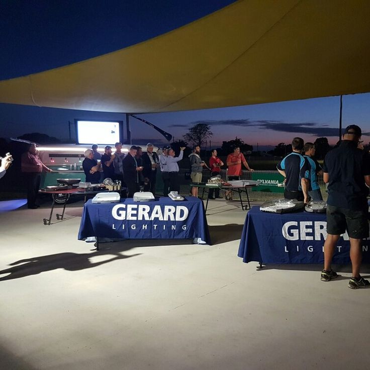 Trade Night for Gerard Lighting