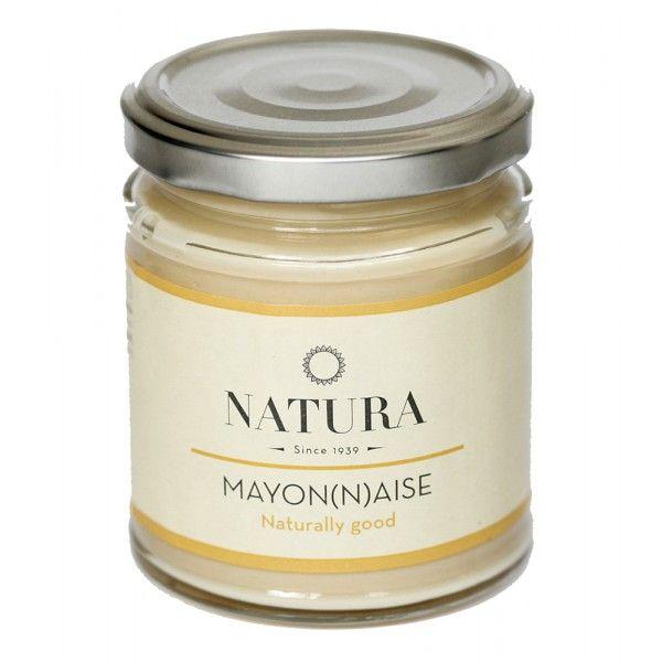Salsa de mayonesa Natura 160 gr.