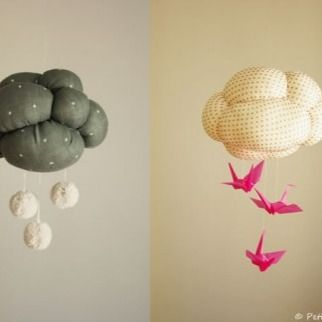 Incredible DIYs for a trendy nursery. Click here...