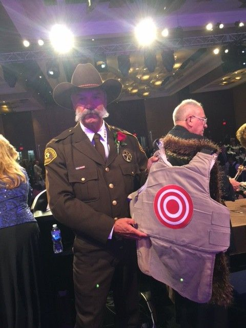 """Pink with lavender leotards no doubt >>""""Sheriff's Association Head Mocks Obama's Call For 'Soft Look' Cop Uniform"""""""
