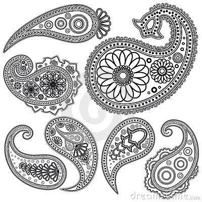 25+ best ideas about Paisley on Pinterest   Paisley doodle ...