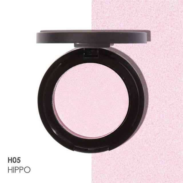 FOCALLURE 5 Colors Imagic Brand Highlighter Powder Brighten Face Foundation Palette Highlighting
