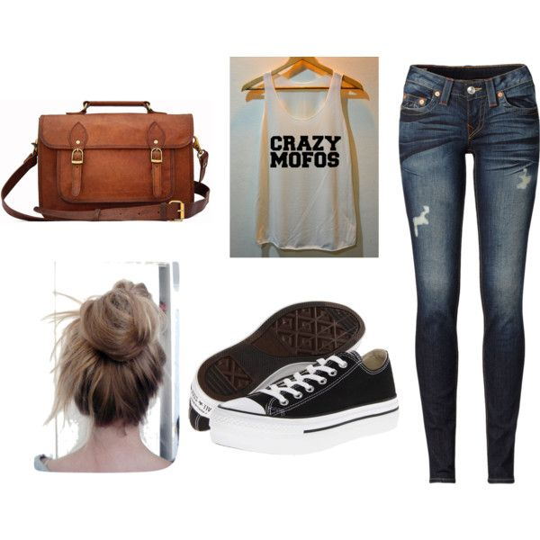"""Casual One Direction Outfit"" by stierney on Polyvore"
