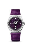 How beautiful is this watch and such a pretty colour strap. If Only I had £5000