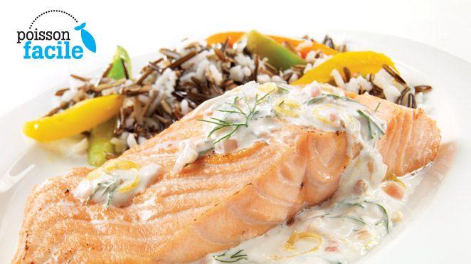 44 best recettes poisson images on pinterest seafood. Black Bedroom Furniture Sets. Home Design Ideas