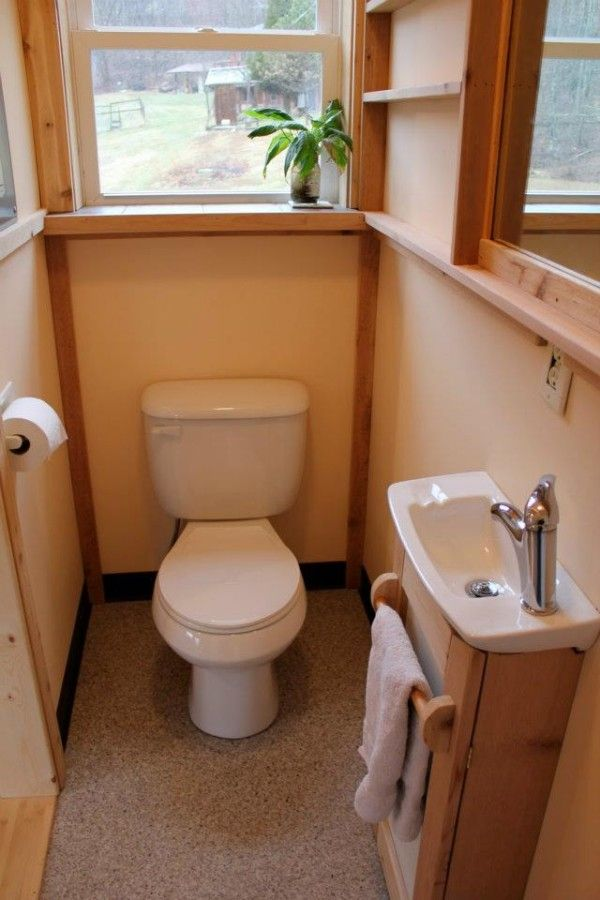 ideas for tiny bathrooms yahini homes4 pinned from tiny house tiny houses 18711