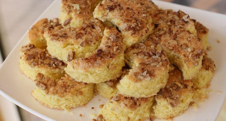 Kossuth kifli recept