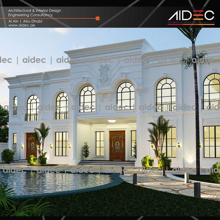Proposed Private Villa  info@aidec.ae www.aidec.ae  Al Ain Office: 03-7370068 Abu Dhabi: 02-6666962