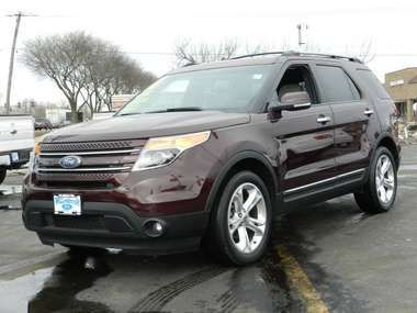 Used One-Owner 2011 Ford Explorer 4WD 4dr Limited - Willowbrook IL - Willowbrook Ford & Die besten 25+ Used ford explorer Ideen auf Pinterest ... markmcfarlin.com