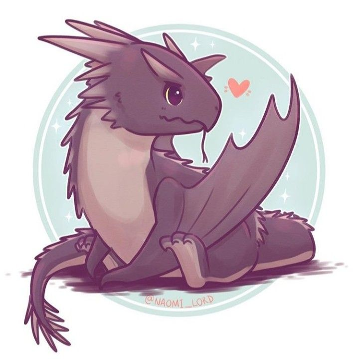 The Hungarian Horntail Cute Kawaii Drawings Cute Animal