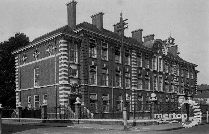 Pelham Road School, Wimbledon - Merton Memories Photographic Archive
