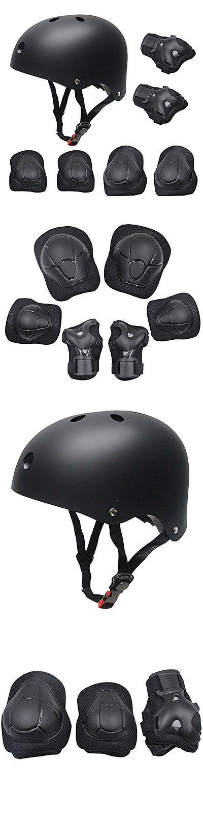 Protective Gear 36317: [Kuyou]Kids Protective Gear Set, Roller Skating Skateboard Bmx Scooter Cycling -> BUY IT NOW ONLY: $33.71 on eBay!
