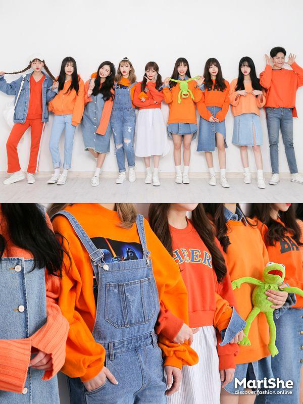 25 Best Ideas About Orange Outfits On Pinterest Women 39 S