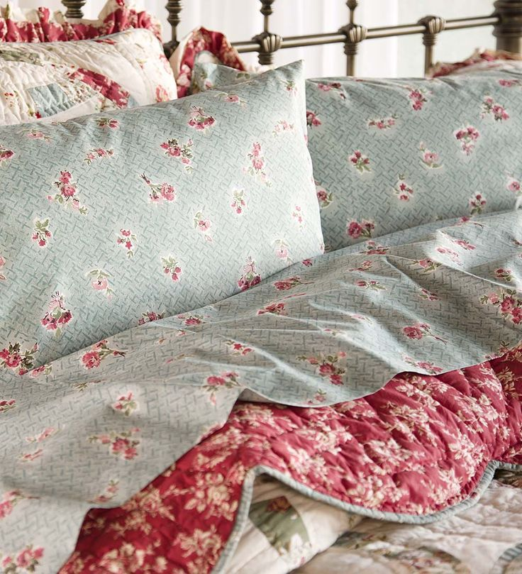 249 best Beautiful Bedrooms & Bathrooms: Quilts, Bedding ... : plow and hearth quilts - Adamdwight.com