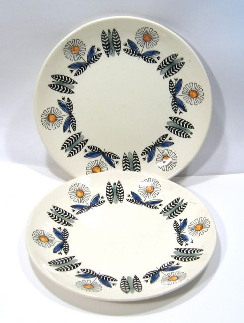 Egersund Plates.