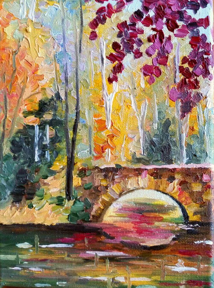 Little bridge 13/18 cm