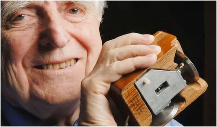 Douglas Engelbart - Inventor of Computer Mouse #Facts #Technology #Inventions