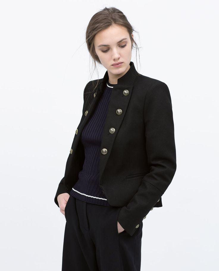 Zara jacket £59.99