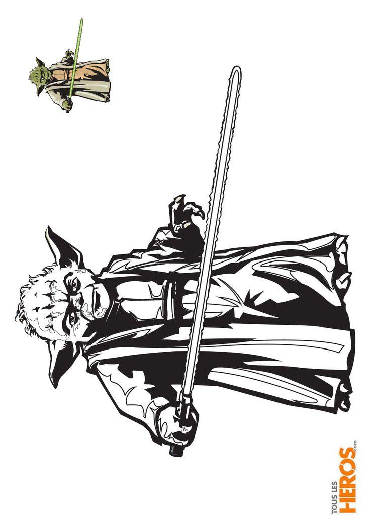 Les 36 meilleures images du tableau star wars sur pinterest affiche star wars illustrations - Vaisseau star wars coloriage ...