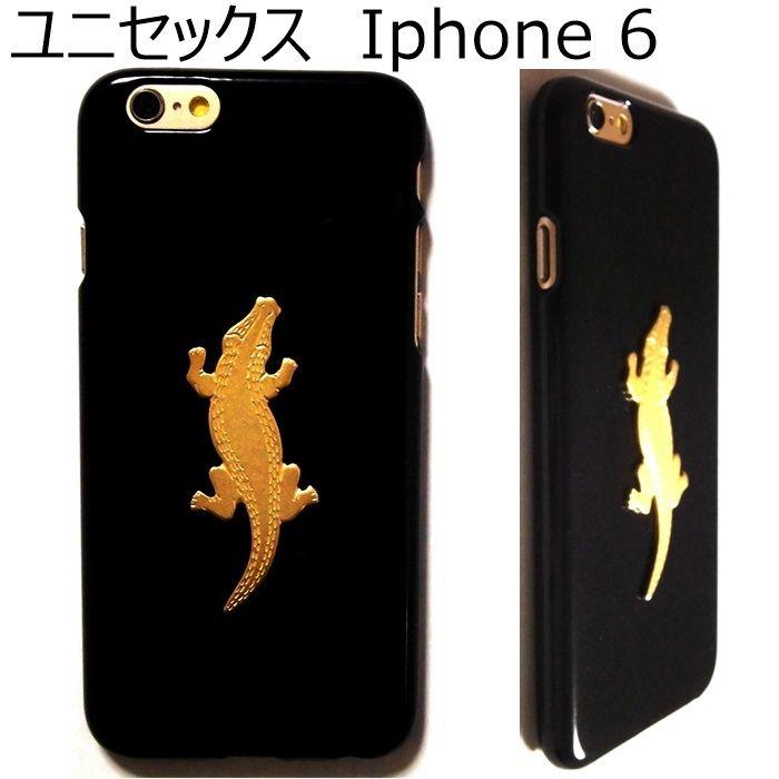 CaseCavern ケースキャバーン ゴールデン アリゲーター iphone 6 case 24K ゴールド ワニ ビンテージ デザイン iphone6ケース アイフォン 海外 ブランド