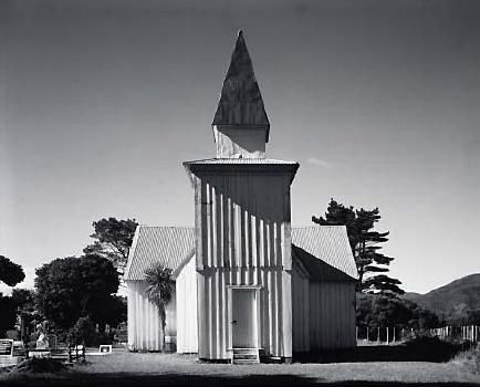 Laurence Aberhart, Anglican Church, Pawarenga Peninsula, Whangape Harbour, Northland