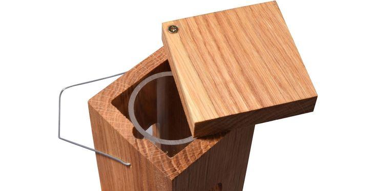Dobar Futtersäule Eichenholz kaufen bei OBI