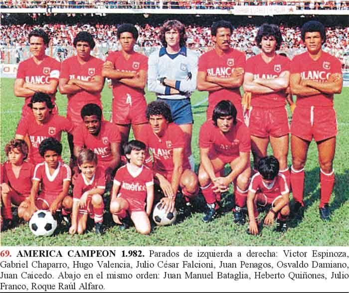 1982 America de Cali