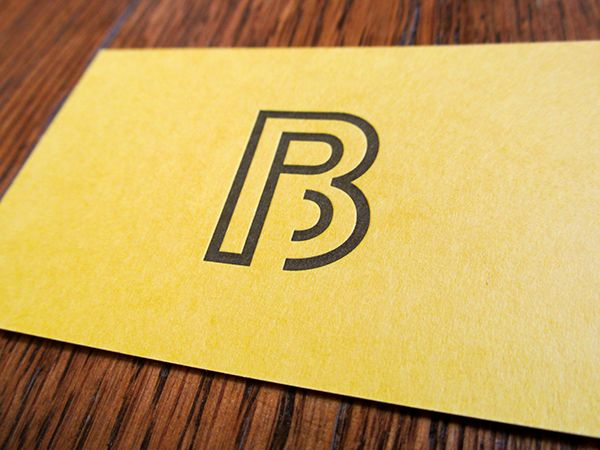 These are my personal business cards utilizing my brand identity that I designed for myself.I used French Paper called Lemon Drop and I had my cards letterpressed at Skylab Letterpress.