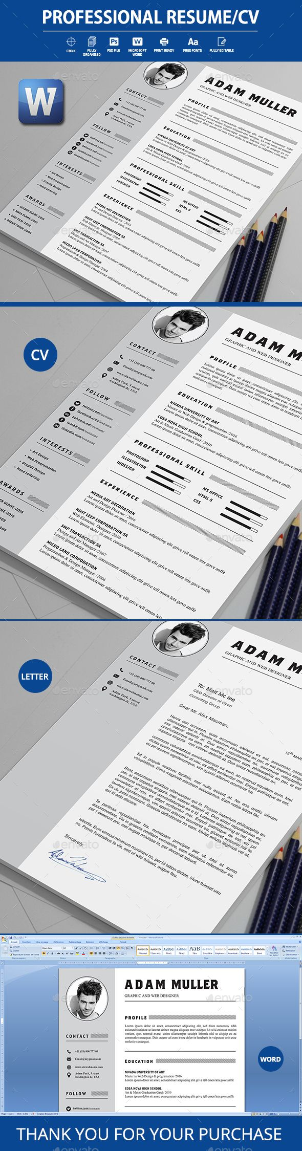Resume 102 best 06 RESUME images on Pinterest