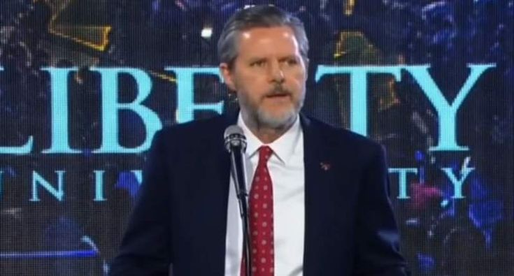 Evangelical Jerry Falwell Jr. to head Trump education task force