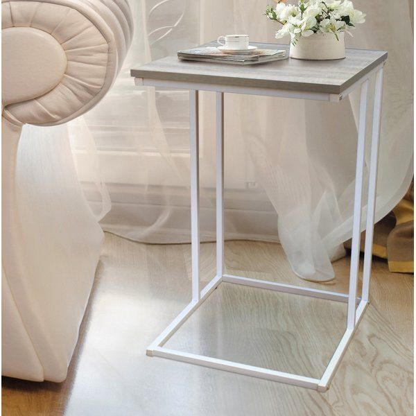 You Ll Love The Cadorette Modern End Table At Wayfair Great