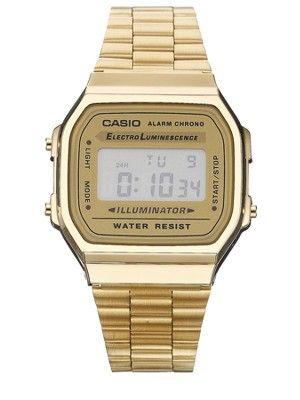 25 best ideas about casio gold casio gold watch classic gold tone retro unisex watch