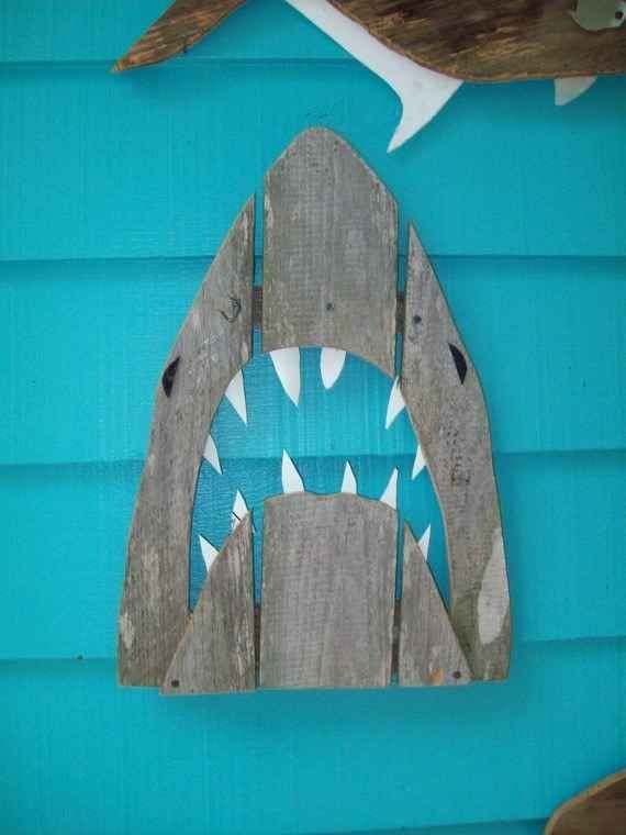 Upcycled Shark