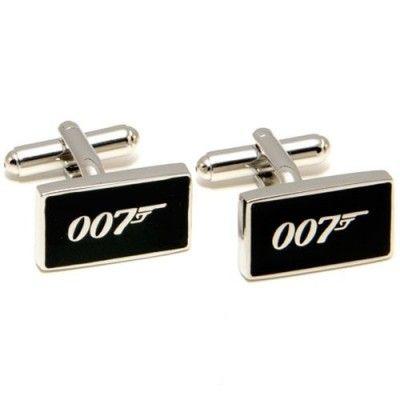 James Bond Cuffinks http://www.19black.co.nz/webapps/p/102492/335781/966093