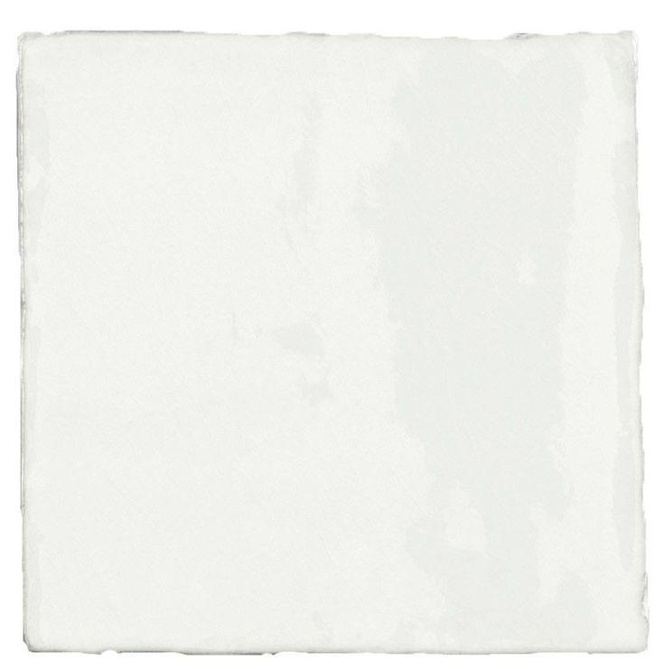 carrelage mural blanc brillant 13cm 50 euros