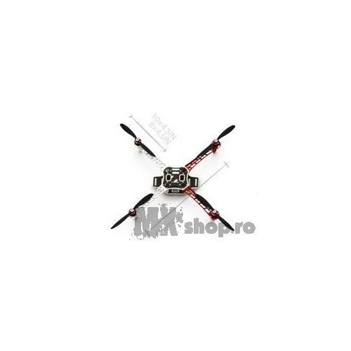 Quadcopter DJI Flame Wheel F450 KIT (cu motor, ESC, elice) - MXShop - GoPro - TU esti EROUL