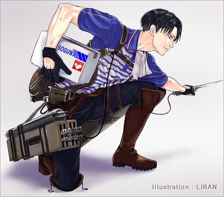 282 Best Images About Levi Rivaille On Pinterest