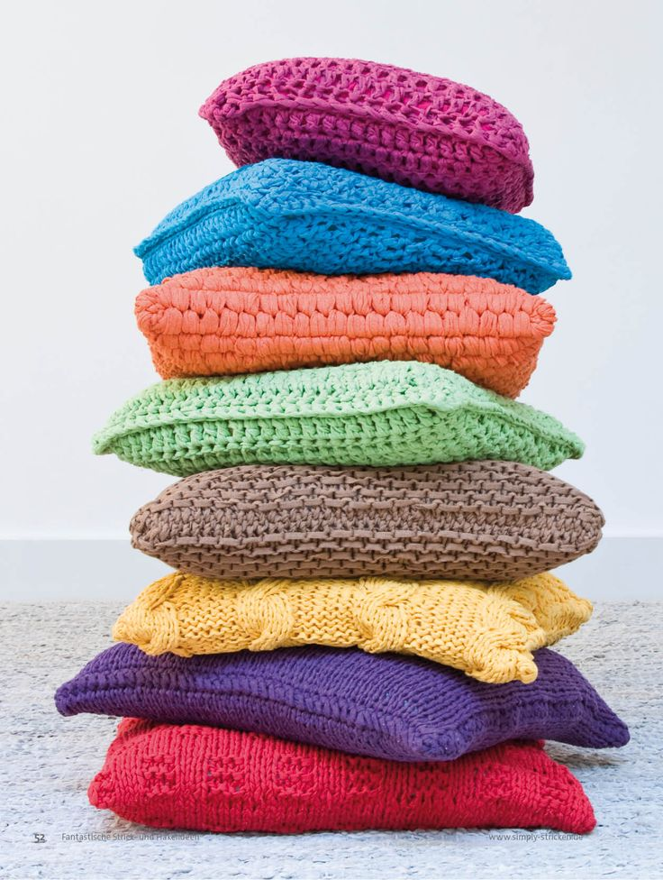 Textilgarn Hoooked Ribbon XL http://www.bpa-sportpresse.de/fantastische-haekel-und-strick-ideen-hooked-heft-05-2013.html