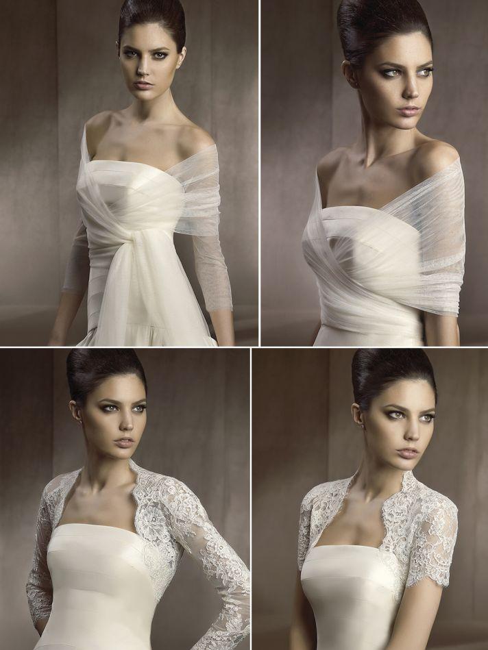 2012 wedding accessories wedding dress shawls caplets lace sheer
