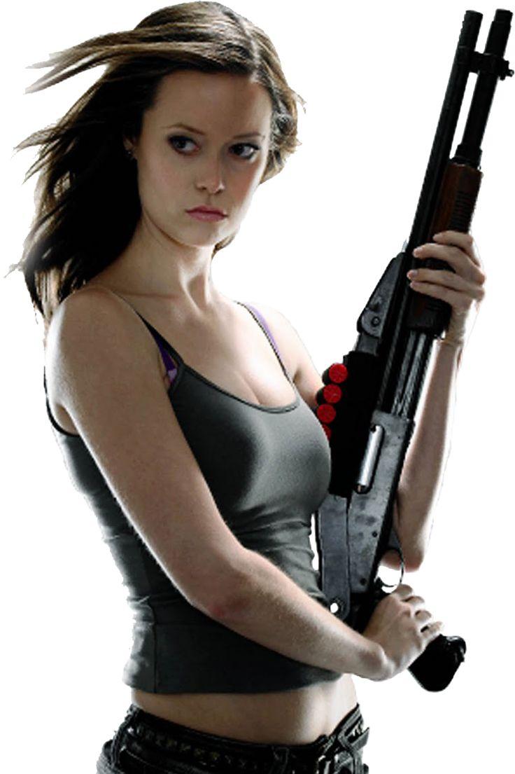 The terminator Cameron.  Sarah Connor Chronicles TV series.