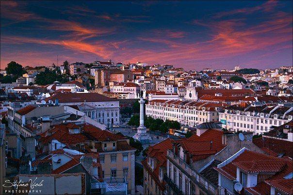 Лиссабон, Португалия / Путешествие с комфортом